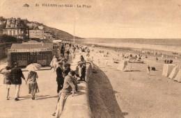 - 14 - VILLERS-SUR-MER. - La Plage - - Villers Sur Mer