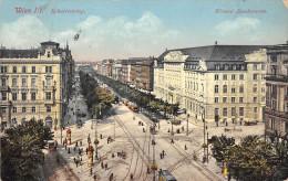 Z15755 Austria Vienna Schottenring Wiener Bankverein Bank Corporation Old Tram - Vienne