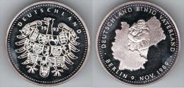 ALEMANIA DEUTSCHLAND BERLIN 1993 PLATA SILVER - [ 7] 1949-… : FRG - Fed. Rep. Germany