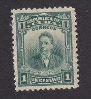 Cub, Scott #247, Mint Hinged, Batrolome Maso, Issued 1911 - Cuba