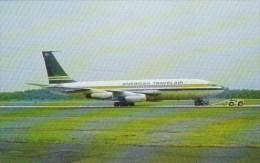 American Travelair Boeing 720 048 - 1946-....: Moderne