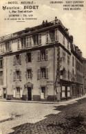 QUIMPER HOTEL MEUBLE BIDET MAURICE - France