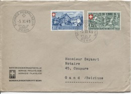 Suisse-Switzerland TP Surtaxe C.Schweiz.Postmuseeum En 1945 V.Gand PR2051 - Suisse