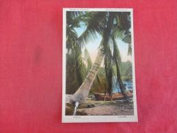> Venezuela  Greetings Palm Tree 1809 - Venezuela