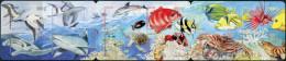 Polynesie RF 2011. Michel #1160/71 MNH(**)/Luxe. Fishes. Bkl. (TS33) - Polynésie Française
