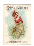 Chromo Pour Blooker Cacao, Amsterdam, Holland, Hollande, Femme - Non Classés