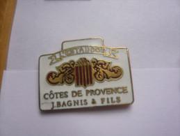 Pin S Boissons Diverses Tbq - Boissons