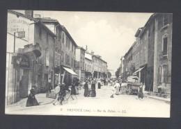 AIN 01 TREVOUX Rue Du Palais - Trévoux