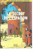 BM 03 - LE SECRET DE L'ESPADON  - Déssin:  EDGAR P. JACOBS - Künstlerkarten