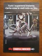 Iron Man Movie Film Carte Postale - Advertising