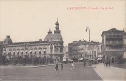Cartagena    Entrada A La Ciudad     Nr 2362 - Colombie