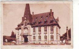 54. BACCARAT . HOTEL DE VILLE . Editeur Mlle MASSON - Baccarat