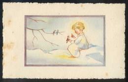 Ilustrador No Descifrado. Ed. Pepin Serie 147-F. Circulada 1946. - Artesanal