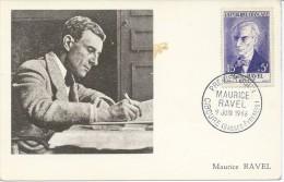 1071 - MAURICE RAVEL - C1 - 1950-59