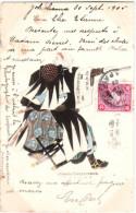Illustrateur Japon Yoshida Chuzayemon (marques D'album) - Illustratori & Fotografie
