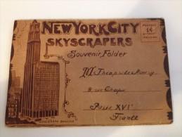NEW YORK CITY SKYCRAPERS VUE DE BUILDING GRATTE CIEL  L MOSTOV - Multi-vues, Vues Panoramiques