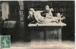Dpt 52 Bourbonne Les Bains Bibliothèque De La Ville, La Mort D'une Fleur - Frankreich
