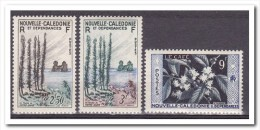 New Caledonie 1955, Postfris MNH, Trees, Plants - Nieuw-Caledonië