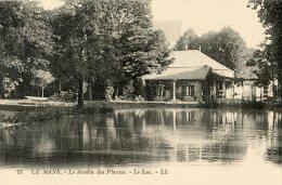 B11616 Le Mans -  Le Jardin Des Plantes, Le Lac - Le Mans