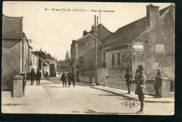 IS SUR TILE - rue de Langre