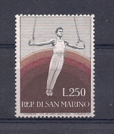 140019847  S. MARINO  YVERT   Nº  393  **/MNH - Nuevos