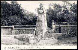 SAINT RAPHAEL.- Monument D´ Alphonse Karr.- LL. - Saint-Raphaël