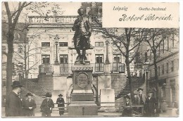 ALL.0008/ Liepzig - Goethe - Denkmal - Leipzig