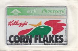 "UK - Kellogg""s Corn Flakes(BTA045), Mint - BT Advertising Issues"