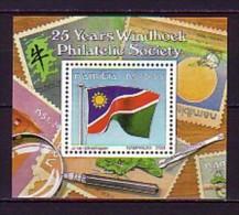 2003 namibie neuf ** bloc n� 63 drapeau