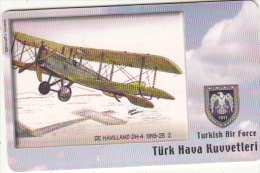 TURKEY(chip) - Airplane, De Havilland DH-4 1918-25 2(50 Units), Used - Avions