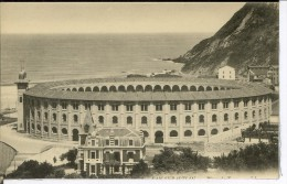 Etg Espagne San-Sebastian Plaza De Toros  1920 Neuve TBE - Spanien