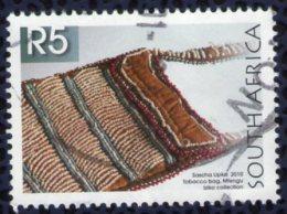 Afrique Du Sud 2010 Oblitération Ronde Used Stamp Sascha Lipka Sac à Tabac Tobacco Bag - South Africa (1961-...)
