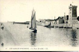 Dpt 85 Les Sables D'Olonne La Tour Arundel N°54 Ed LL - Sonstige Gemeinden