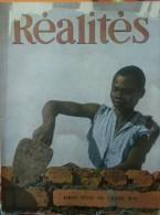 REALITES. L´Afrique Noire. Gouverneur Pêchaoux. Libéria. Avenir Du Continent Noir. Les Coniagui. Gongo Belge - Livres, BD, Revues