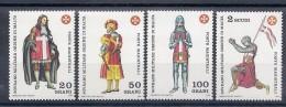 140019900  ORDEN  MALTA  YVERT   Nº  225/8  **/MNH - Malta (la Orden De)