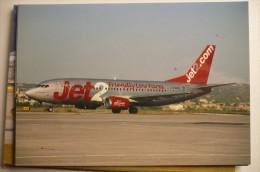 JET 2   B 737 300   G CELG - 1946-....: Moderne