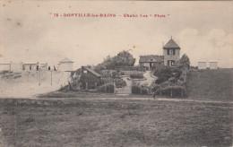 CPA Donville Les Bains, Chalet Les Flots (pk17166) - Autres Communes