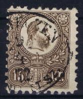 Hungary Hongrie: 1871 Mi Nr 12 A   Used Obl. - Hungary