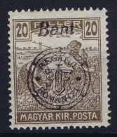 Romania Transylvania :  Mi Nr 33 II MH/*  Signed/ Signé/signiert/ Approvato - Transylvanie