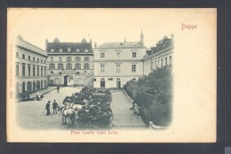 SEINE MARITIME 76 DIEPPE  Place Camille Saint Saens - Dieppe
