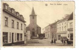 MONT SAINT GUIBERT - L´ Eglise - Mont-Saint-Guibert