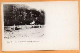Rio Mapiri Bolivia 1900 Postcard - Bolivien