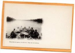 Exportacion Goma De Bolivia 1900 Postcard - Bolivien