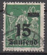 Deutsches Reich - Mi. 279 (o) - Deutschland