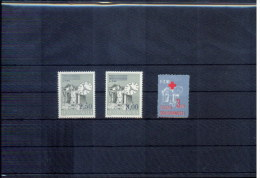 Jugoslawien / Yugoslavia / Yougoslavie 1985 Michel 98-99  Zuschlagmarken Postfrisch /  Tax Stamps MNH - Nuevos