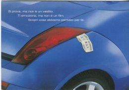 Promocard Advertising Postcard, Si Prova, Ma Non E Un Vestito, Ford Ka, 4287 - Publicité