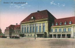 HAMM  I W  -    Hauptbahnhof - Hamm