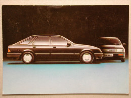 Ford Sierra 1982, Publicity Postcard, Cp Publicitaire - PKW