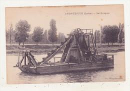 ANDREZIEUX - LA DRAGUE - - Andrézieux-Bouthéon