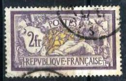 YT 122 Oblitéré - 1900-27 Merson